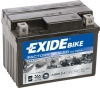 Exide Bike AGM12-4,12V 3Ah