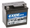 Exide Bike AGM12-5,12V 5Ah