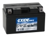 Exide Bike AGM12-8, 12V 8.6Ah