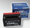Exide Bike AGM ETX7A-BS,12V 6Ah