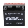 Exide Bike AGM ETZ7-BS, 12V 6Ah