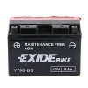 Exide Bike AGM ET9B-BS, 12V 8Ah