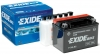 Exide Bike AGM ETX9-BS, 12V 8Ah