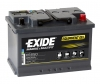 EXIDE Equipment GEL 12V 56Ah