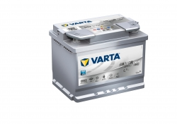 VARTA Start-Stop Plus AGM 12V 60Ah