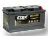 EXIDE Equipment GEL 12V 80Ah