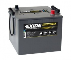 EXIDE Equipment GEL 12V 110Ah