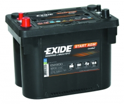 Exide START AGM 12V 42Ah