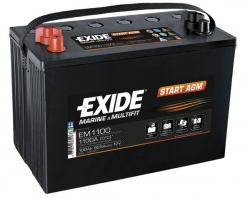Exide START AGM 12V 100Ah