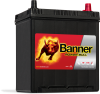 BANNER Power Bull 12V , 40 Ah