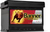 BANNER Power Bull 12V, 60 Ah